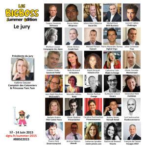 Jury Bigboss Idol Summer 2015