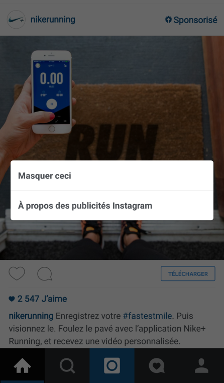 masquer-publicité-instagram