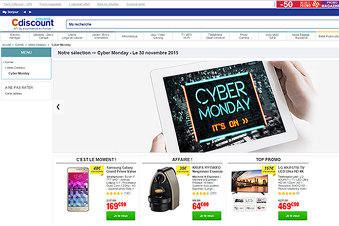 Cyber-monday-cdiscount