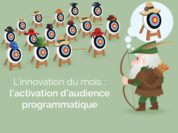 La solution du mois : l'activation d'audience programmatique