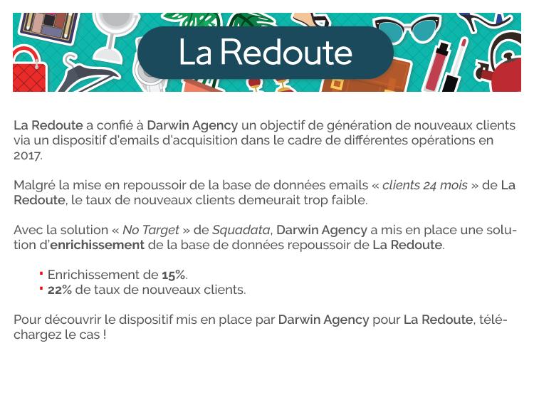 Cas La Redoute