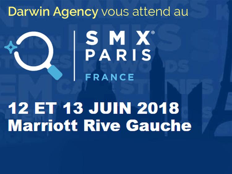 Darwin au SMX Paris