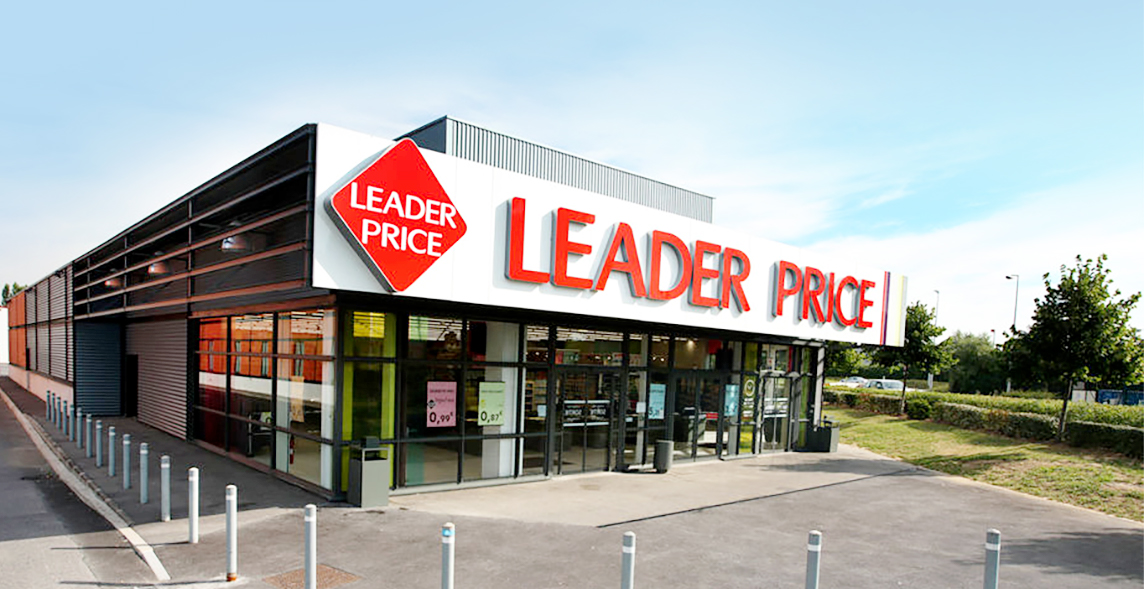 Drive to Store Leader Price